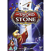 The Sword In The Stone (DVD)