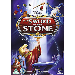 Disney: The Sword In The Stone (DVD)