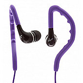 Enduro Water Resistant Sports Earhook Earphones