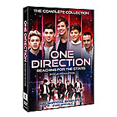 One Direction - Reaching for the Stars - The complete Collection