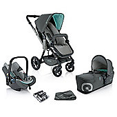 Concord Wanderer Mobility Set (Shadow Grey)