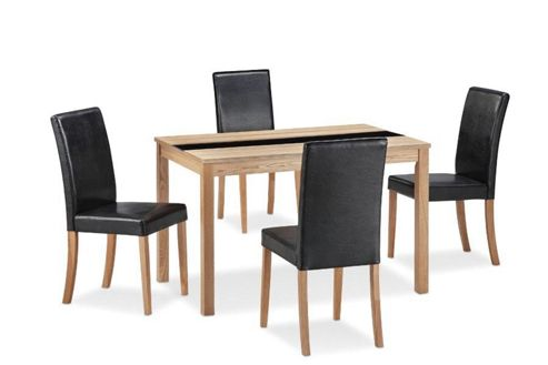 Home Zone Ainsley 5 Piece Dining Set