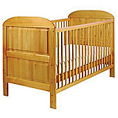 East Coast Angelina Cot Bed, Antique Effect