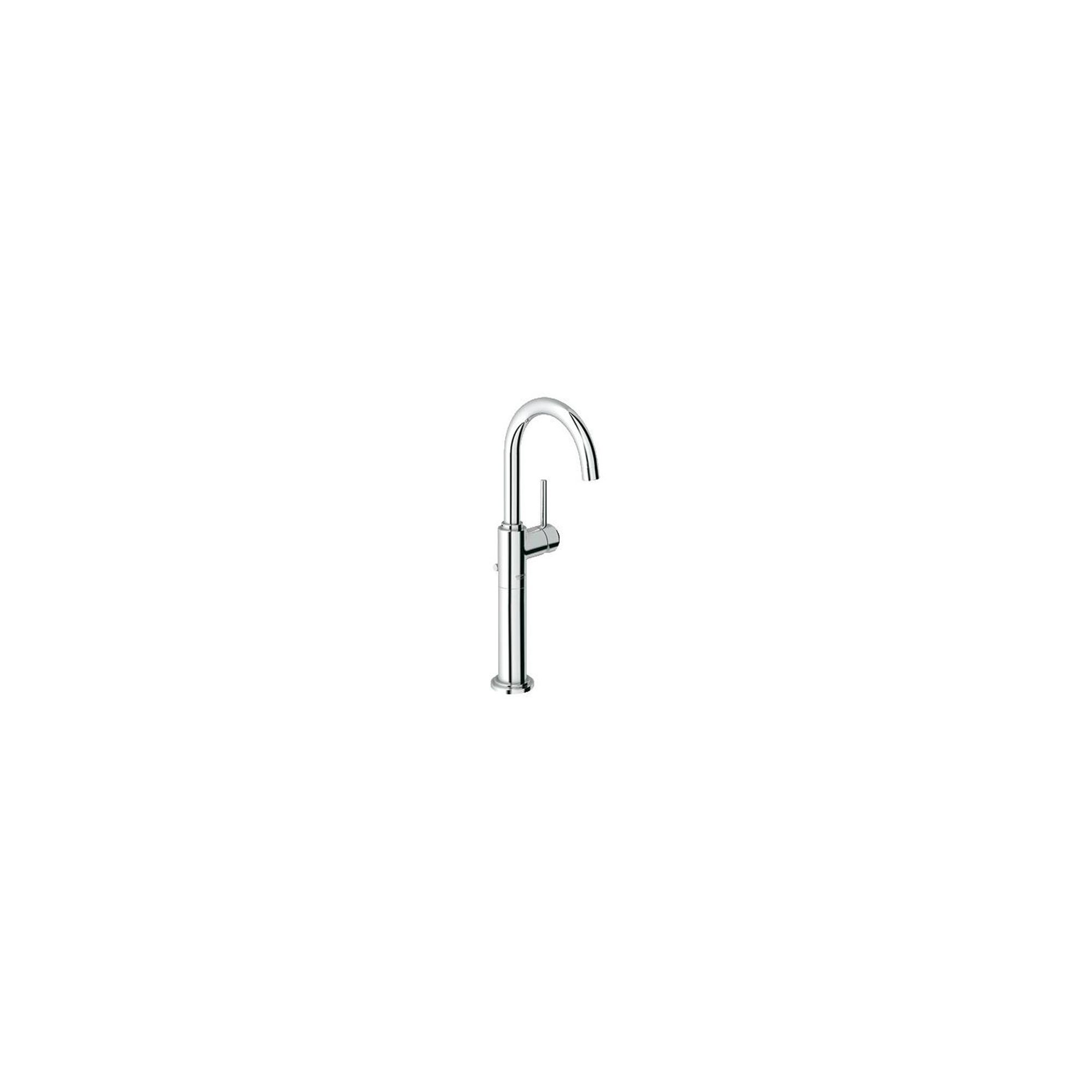 Grohe Atrio One Tall Mono Basin Mixer Tap, Single Handle, Chrome at Tesco Direct