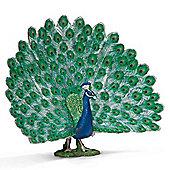 Schleich Peacock 13728