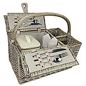 Wicker Valley 2 Person Hamper