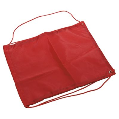 Tesco Gym Bag, Red