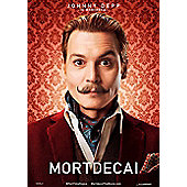 Mortdecai Blu-ray