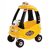 Little Tikes Cozy Cab Ride-On Yellow