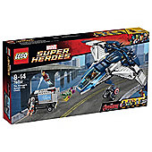LEGO Marvel Super Heroes The Avengers Quinjet City Chase 76032