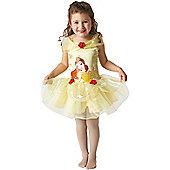 Child Belle Ballerina Disney Costume Small