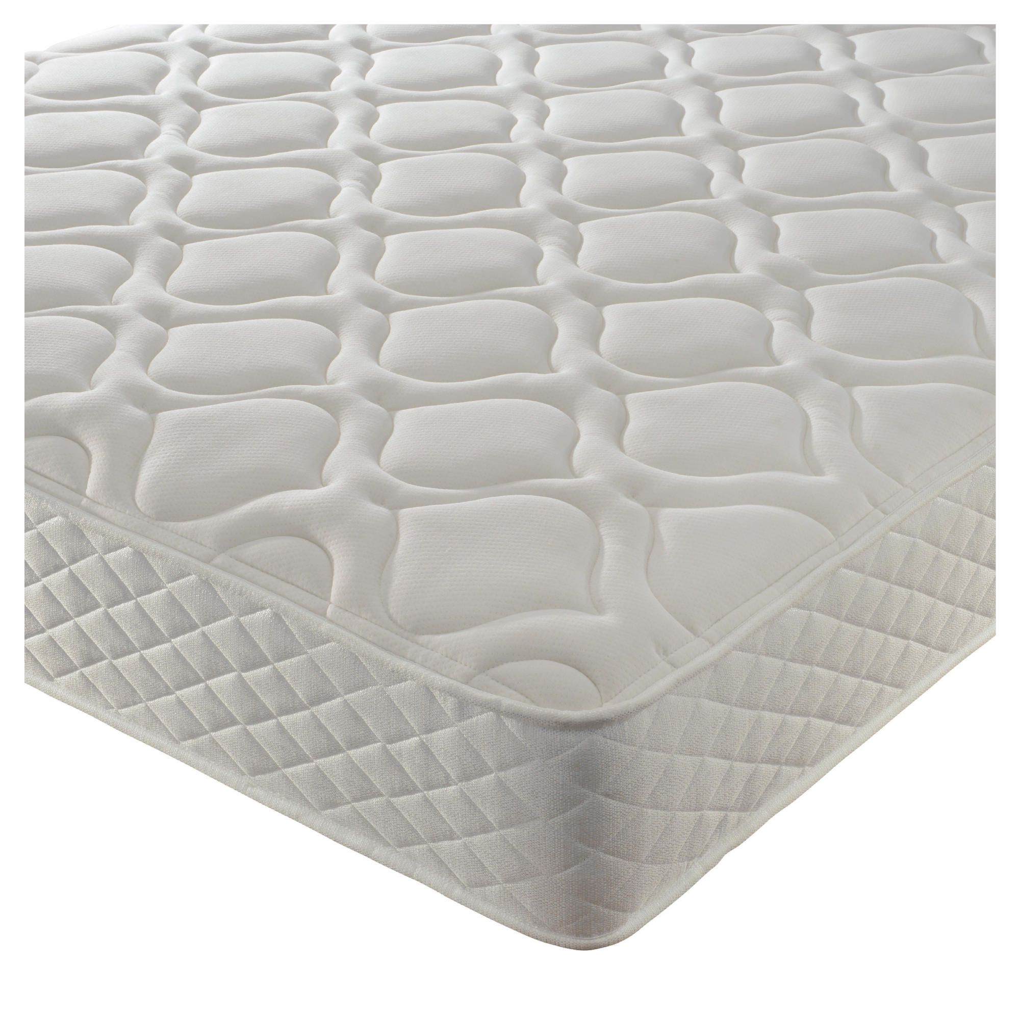 Silentnight Miracoil Luxury Micro Quilt Super King Size Mattress at Tesco Direct