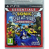 Sonic and Sega All-Stars Racing: Essentials (PS3) - PS3