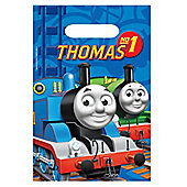 Thomas the Tank Engine Party Plastic Party Bags (8pk)
