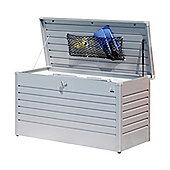 Biohort Leisuretime Storage Box - Metallic Silver - 130