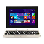 Toshiba L9W-B-102 8.9 2 in 1 Convertible Notebook with Quad Core Processor