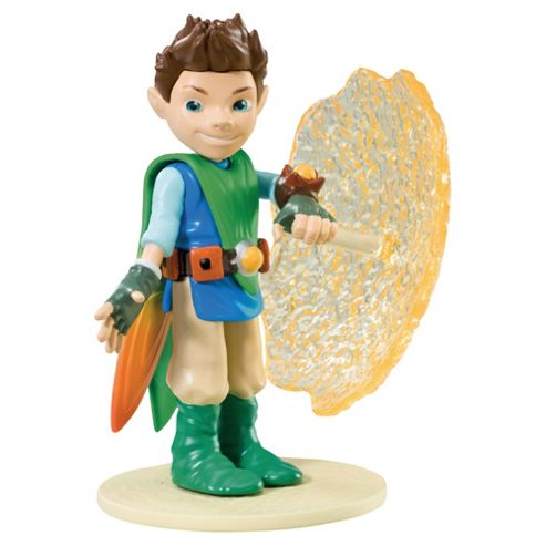 Tree Fu Tom Figure - Tom with Shield