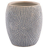 Tesco Grey Textured Tumbler