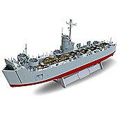 Revell U.S Navy Landing Ship 1:144 Plastic Model Kit - 05123