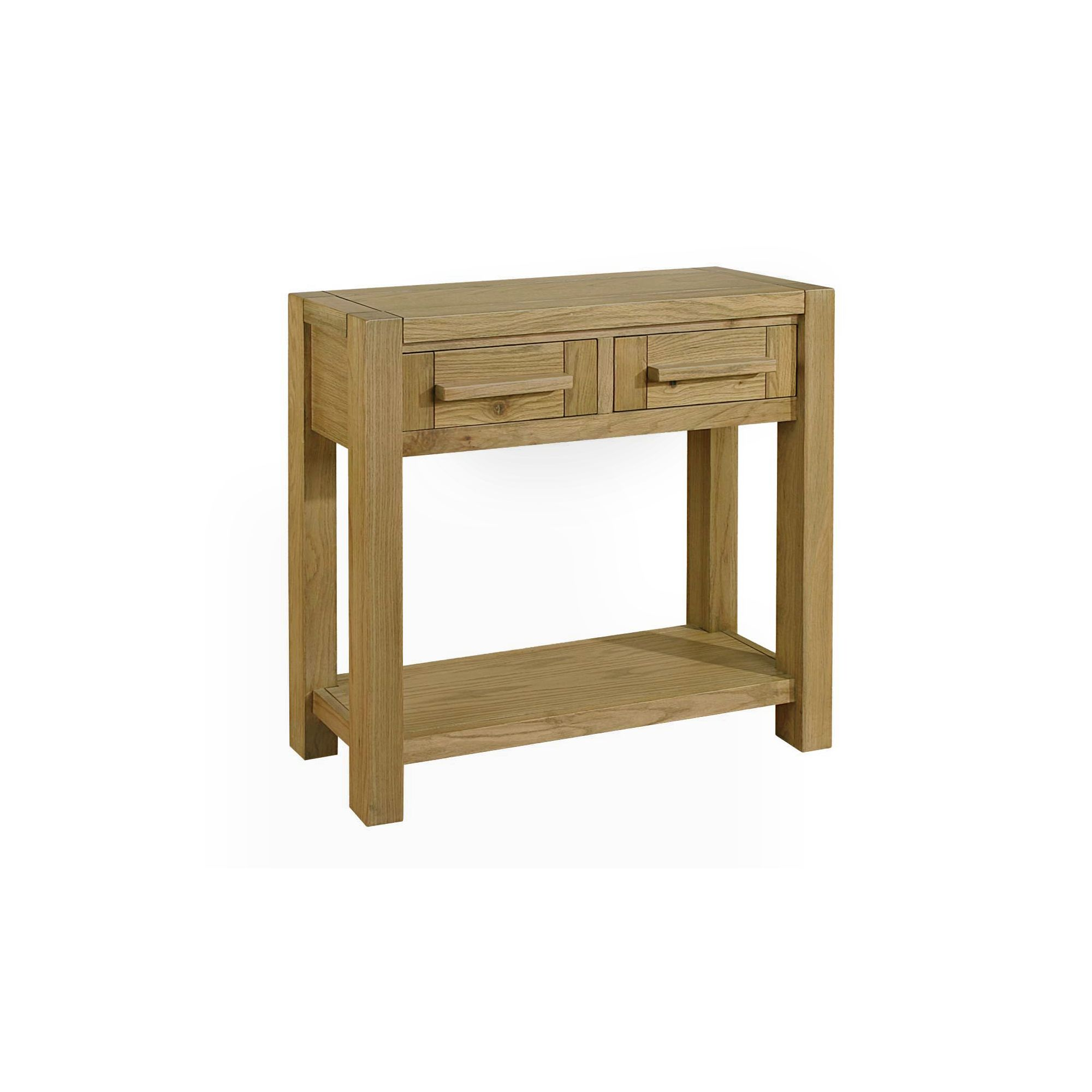 Alterton Furniture Jersey Oak Small Console Table at Tesco Direct