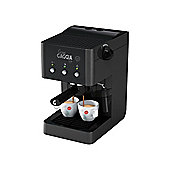 RI8323-01 Gran Espresso Machine with Crema Perfetta Filter Holder in Black