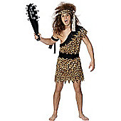 Caveman - Adult Costume Size: 42-44