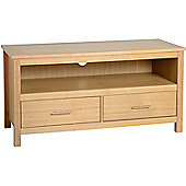 Oakleigh TV Cabinet/Storage/Cupboard - Natural Oak Veneer