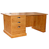 Teknik French Gardens Pine Desk