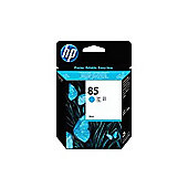 HP 85 28-ml Ink Cartridge - Cyan