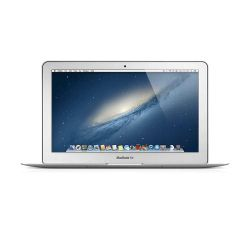 Apple MacBook Air, Intel Core i5, 4GB RAM, 64GB SSD, 11.6 inch, Silver