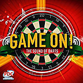 Game On : Sound Of Darts CD