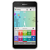 Vodafone Sony Xperia™ E4G White