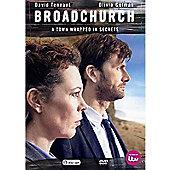 Broadchurch (DVD Boxset)