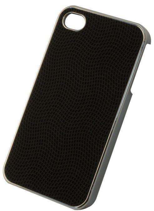 Tortoise™ Hard Case iPhone 4/4S Diamante Black
