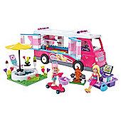 Megabloks Barbie Luxe Camper