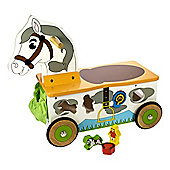Bigjigs Toys BJ324 Horse Ride On
