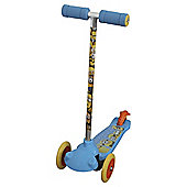 Despicable Me Minions 3-Wheel Scooter