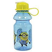 Minions Face blue Bottle