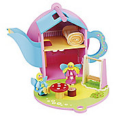 Carousel Wooden Teapot Dolls' House