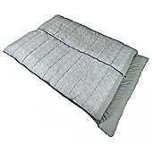 Vango Ambience Double Sleeping Bag Grey