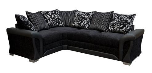Buy Sorento Corner Sofa Chenille Fabric From Our