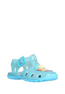 Disney Frozen Jelly Sandals - Blue