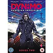 Dynamo - Series 2 - Complete (DVD Boxset)