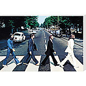 The Beatles Abbey Road Canvas 91x61cm