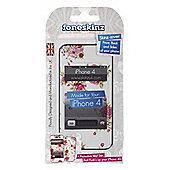iPhone 4 Skin Roses