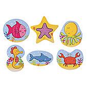 ELC 6 Underwater Animal Puzzles