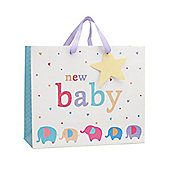 Mothercare Elephant Gift Bag
