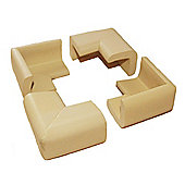 Safetots Foam Corner Guards Beige
