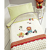 Mamas & Papas - Jamboree - Coverlet & Pillowcase
