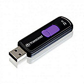 Transcend JetFlash 500 32GB Pen Drive Purple